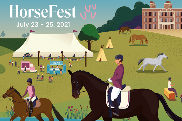HorseFest Team Support Charitable Causes