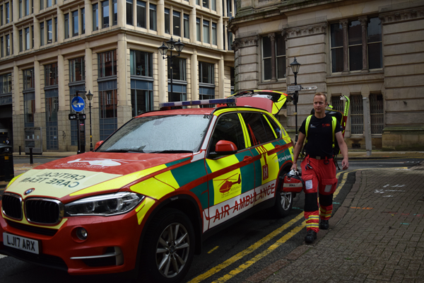 Midlands Air Ambulance Charity Returns To Your TV Screens