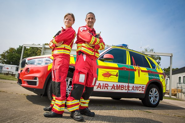 Midlands Air Ambulance Charity Achieves Investors in People Accreditation For Three Years Running