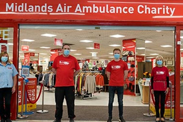 Shop Local and Save Lives across the Midlands