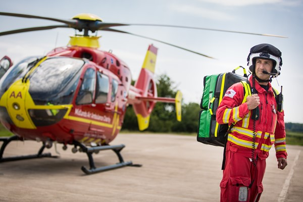 A Grand Way to Save Lives in the Midlands