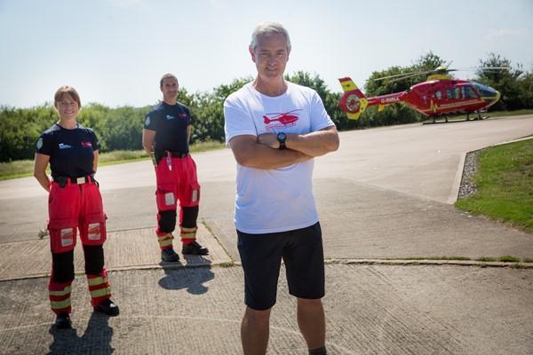 Supporter Steps Up For Beloved Local Lifesavers