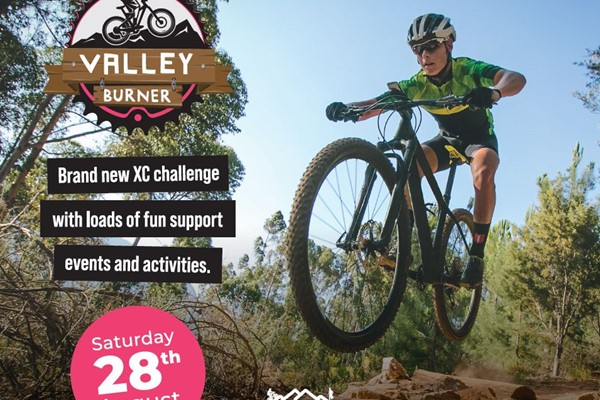 Valley Burner Mountain Bike Event