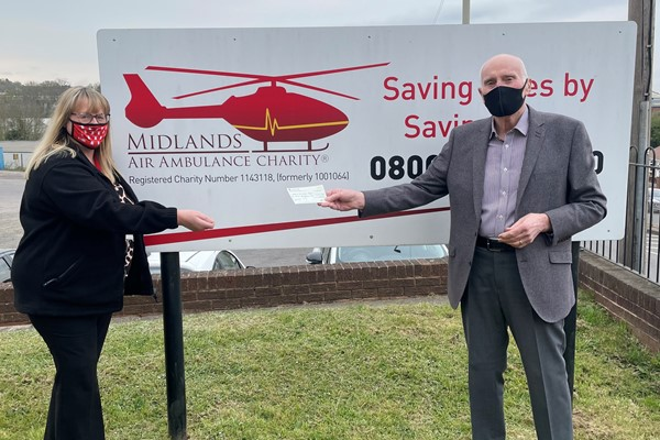 Dream Becomes Reality as Lifesaving Mission is Funded