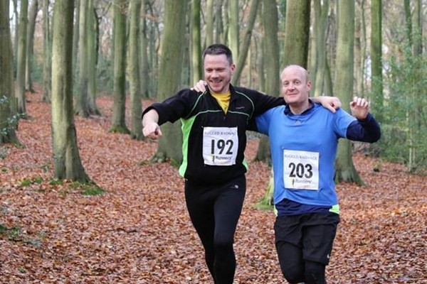 Two Tackle Trail Runs For Midlands Air Ambulance Charity