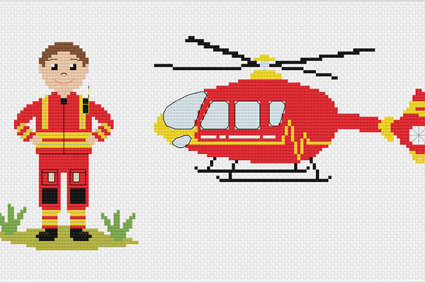 Support Midlands Air Ambulance Charity With 'Hearts' and Crafts