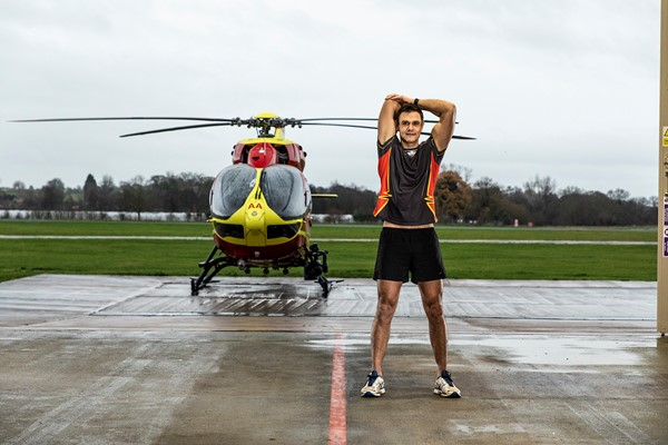 Phenomenal Physical Airbase Challenge Sees Sky High Result