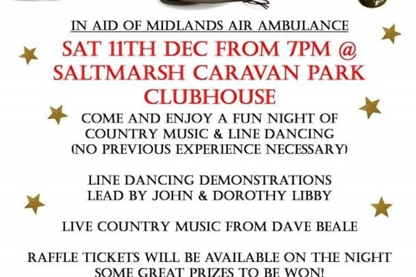 Charity Line Dance Night