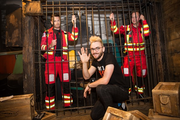 The Great Escape To Save Local Lives